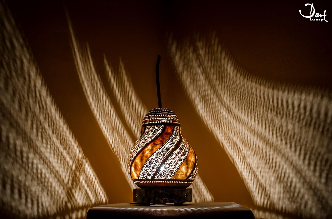 Dart Lamp No17