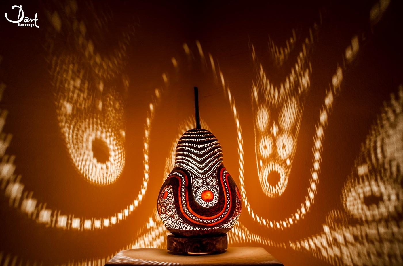 Dart Lamp No19