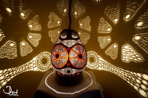 Dart Lamp No26