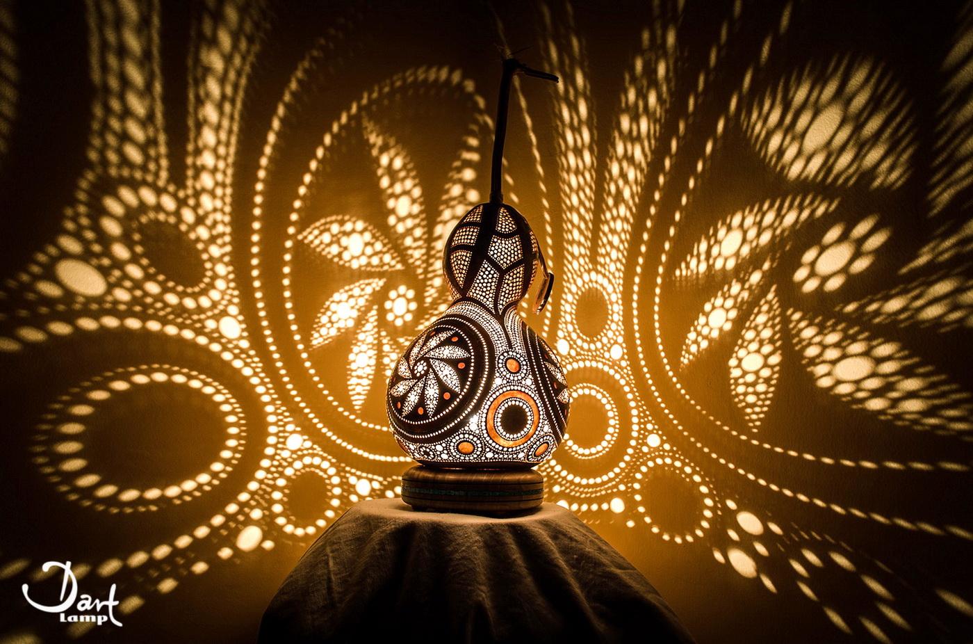 Dart Lamp No27