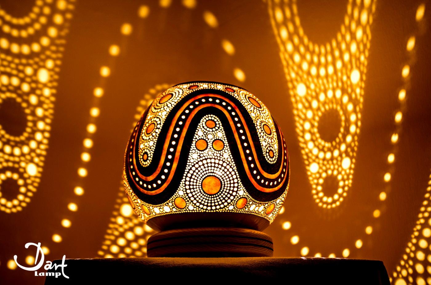 Dart Lamp No29