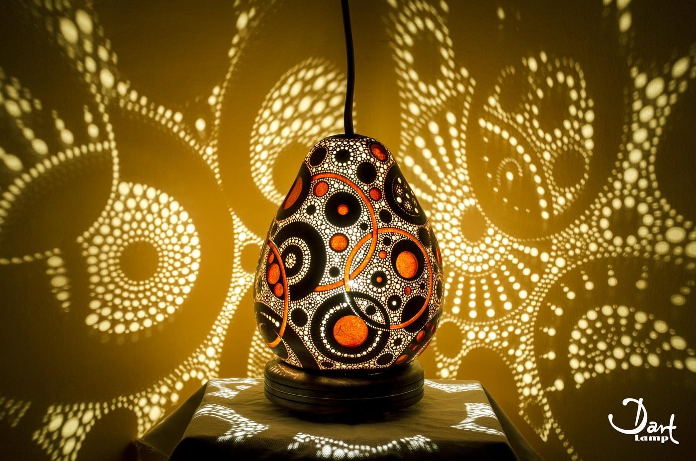 Dart Lamp No33