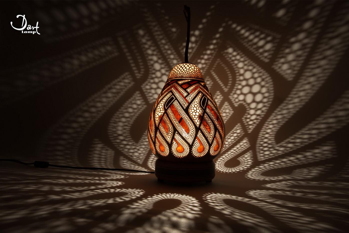 Dart Lamp No36
