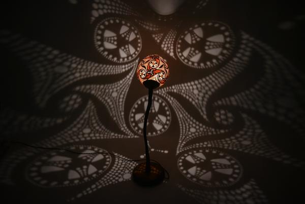 Dart Lamp No45