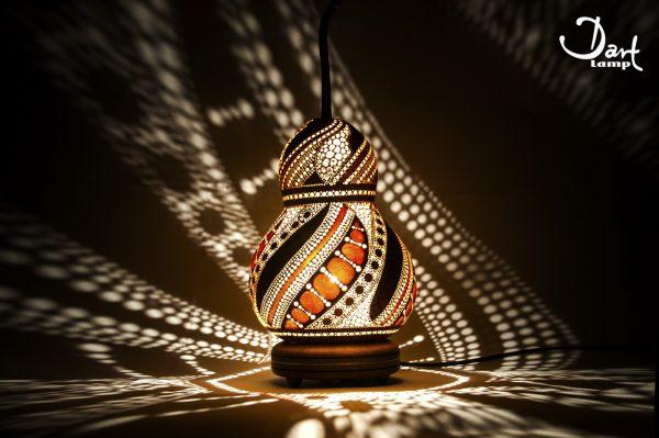 Dart Lamp No34